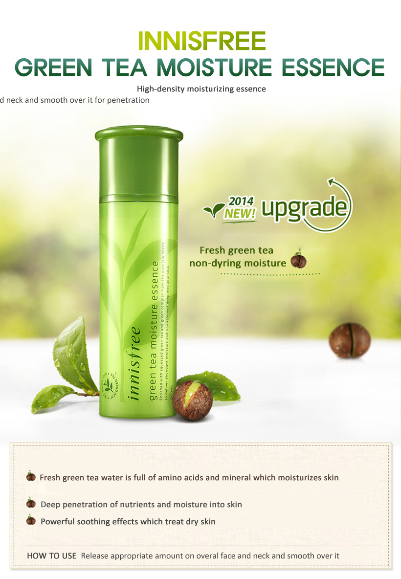 Buy Innisfree Green Tea Moisture Deals For Only Rp291940 Instead Seed Eye Cream Highlights